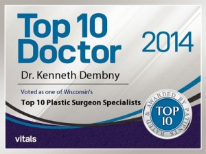 Dr-Dembny-voted-Top-Doctor-2014